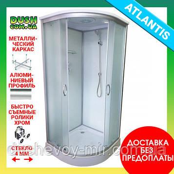 Душевой бокс Atlantis AKL 50P-T EKO XL 90х90х220