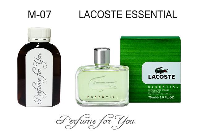 Духи спортивные Essential Lacoste