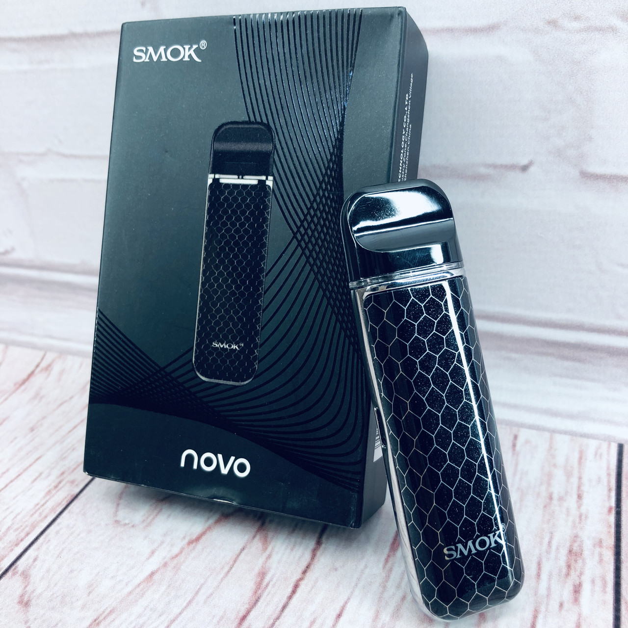 Электронная сигарета Smoke novo