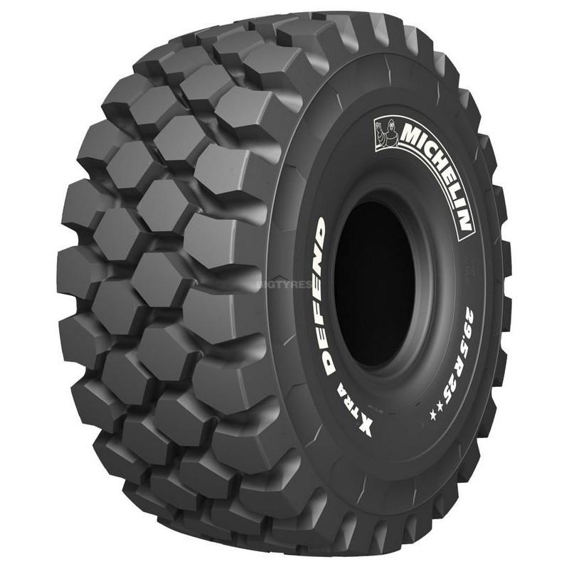 Шина 23.5 R 25 Michelin XTRA DEFEND
