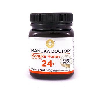 Мед Манука 24+ Manuka Honey Manuka Doctor 250 г