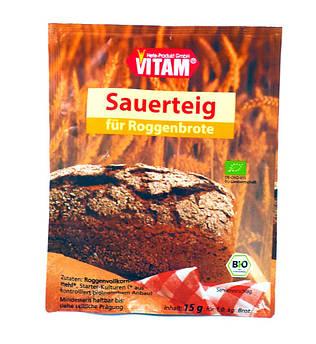 Закваска для хлеба органическая Vitam 15 г