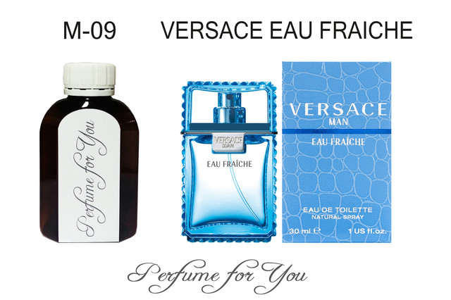 Духи для спорта Versace Eau Fraiche