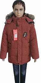 Куртка зимняя  3-7