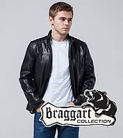 Braggart Youth | Осенняя куртка 4834 черный, фото 1