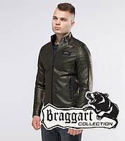 Braggart Youth | Куртка осенняя 36361 хаки, фото 1