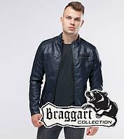 Braggart Youth | Осенняя куртка 25825 темно-синий, фото 1