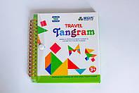 Магнітна головоломка Танграм (Tangram), фото 1