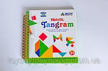 Магнітна головоломка Танграм (Tangram)