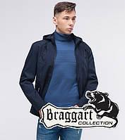 Braggart Youth | Осенняя ветровка 12320 темно-синий, фото 1
