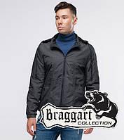 Braggart Youth | Осенняя ветровка 38399 темно-серый, фото 1