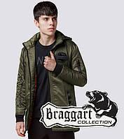 Braggart Youth | Демисезонная парка 45532 хаки, фото 1