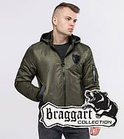 Braggart Youth | Осенний бомбер 10790 хаки, фото 1