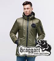 Braggart Youth | Куртка осенняя 19740 хаки , фото 1