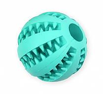 Игрушка для собак Мяч бейсбольный SuperDent Pet Nova 7 см