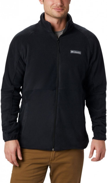 Джемпер мужской Columbia BASIN TRAIL™ Fleece Full Zip Jacket  (1861591-010)