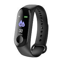 Smart Watch Mi BAND m3 black