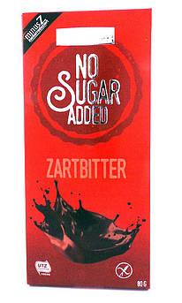 Чёрный шоколад без глютена и сахара Frankonia 80 г