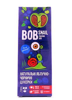 Пастила Яблоко-Черника без сахара Bob Snail