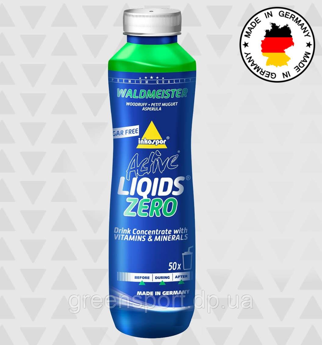 Изотоник Inkospor Active Liqids Zero (500 мл) Ясменник