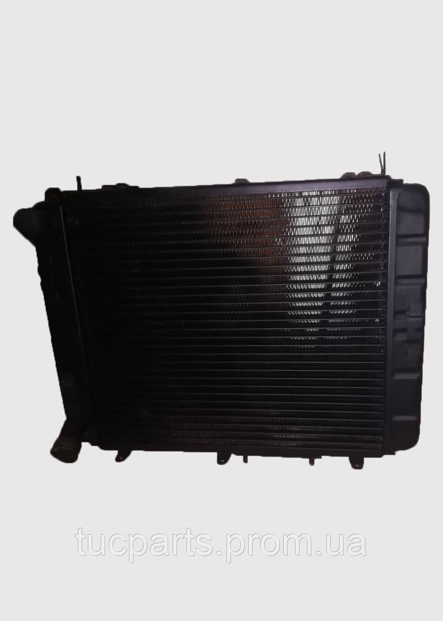Радиатор водяного охлаждения Москвич 2141медныйпр-во Радиатор Иран