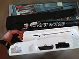 ✅Дробовик Double Eagle M56B (Shotgun) з кульками, обважений, фото 2