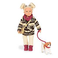 Кукла Lori 15 см с собачкой Джек Рассел LO31017Z
