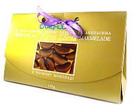Мармелад Цитрусовые Дольки в черном шоколаде Сладкий Мир 130 г