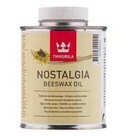 Масло на основе пчелинного воска Тиккурила Ностальгия 0,375л
