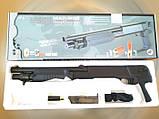 ✅Дробовик Double Eagle M56B (Shotgun) з кульками, обважений, фото 3