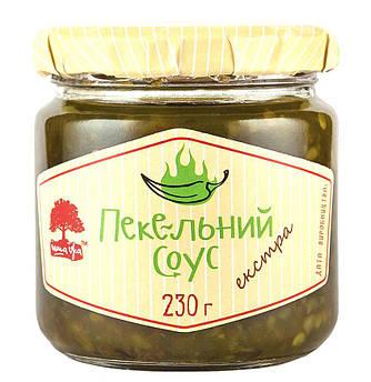 Зеленый пекельный соус Інша Їжа
