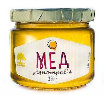 Мед разнотравье Інша Їжа 350 мл