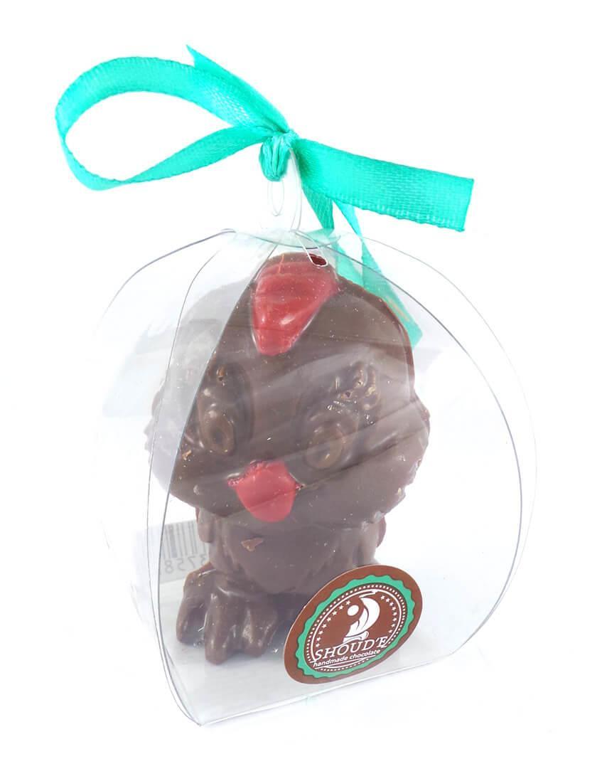 Шоколадная фигурка Петушок «Лапуля» Сладкий Мир 25 г