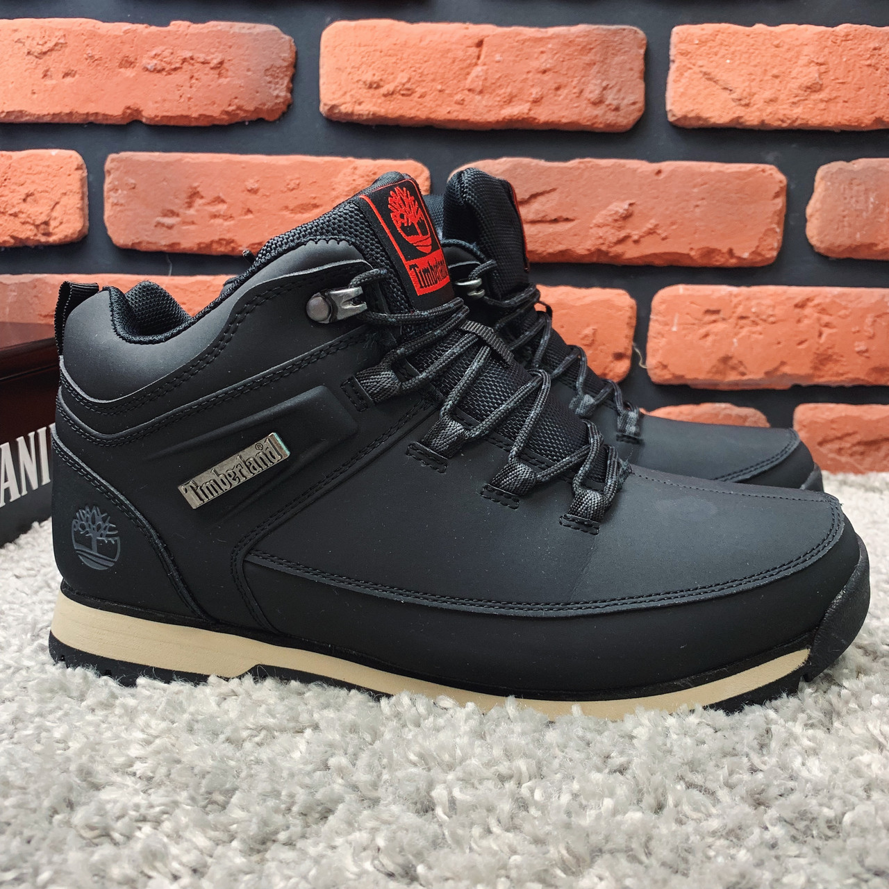 Зимние ботинки (на меху) мужские Timberland 11-002 ⏩ [ 41,42,43.43,44,44,46 ]