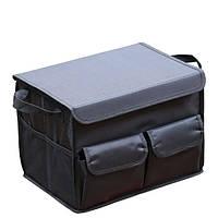 Складной органайзер ящик в багажник автомобиля АО-1007-18-М
