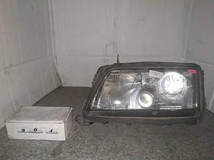 №304 Б/у фара левая для Audi A8 1994-1999