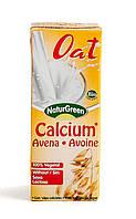 Овсяное молоко с кальцием NaturGreen 200 мл