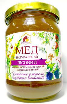 Мед Лісовий Правильний мед 500 мл