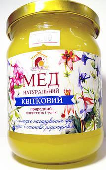 Мед квітковий Правильний мед 500 мл