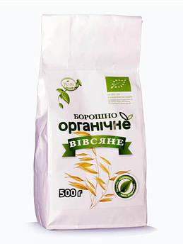 Борошно вівсяна органічна Козуб 500 г