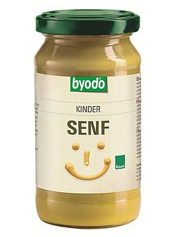 Горчица детская органическая Byodo 200 мл