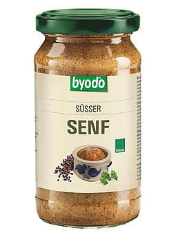 Cладкая горчица органическая Byodo 200 мл