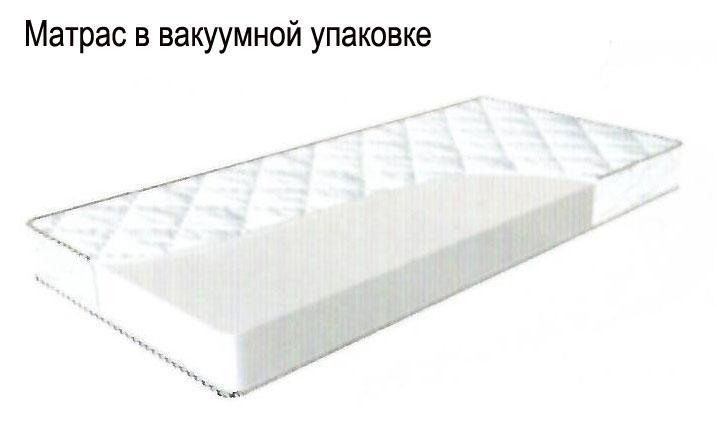 """Ортопедичний матрац у вакуумній упаковці Нео NEW, серія """"Соната"""" виробник ЕММ"""