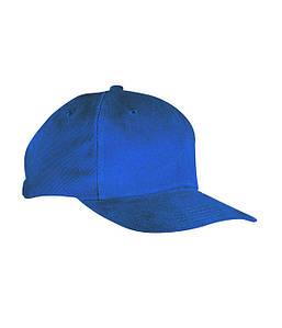 Класична 6-панельна кепка Яскраво-Синій