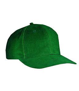 Класична 6-панельна кепка MDGL Темно-Зелений