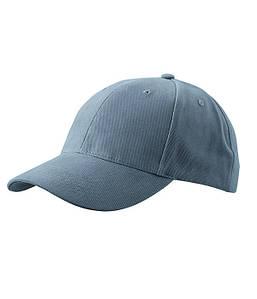 Класична 6-панельна кепка MDGR Темно-Сірий