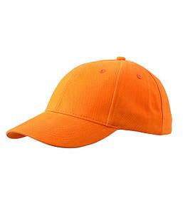 Класична 6-панельна кепка Помаранчевий