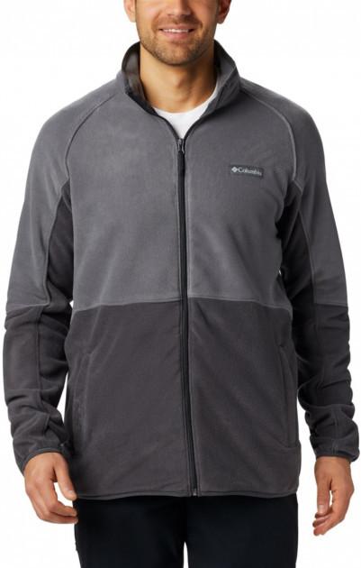 Джемпер мужской Columbia BASIN TRAIL™ Fleece Full Zip Jacket  (1861591-011)