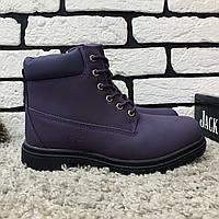 Зимние ботинки (на меху) женские  Timberland 11-041 ⏩ [ 37,38,39,39,40,41], фото 1