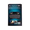 Безпровідна міні клавіатура I8 з тачпадом і підсвічуванням, фото 7